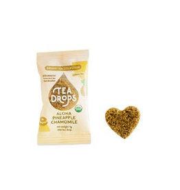 Tea Drops Aloha Pineapple Chamomile Tea Drop Single