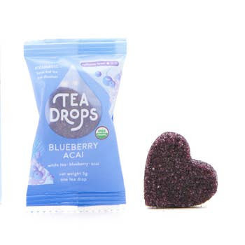 Tea Drops Blueberry Acai Tea Drop Single