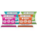 PUREfactory Naturals The Works: Mini Spa Day Bundle (choice of 4 fragrances)