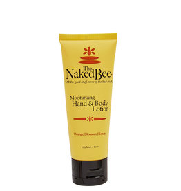 Naked Bee Orange Blossom Honey Hand & Body Lotion 2.25oz