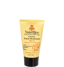 Naked Bee Orange Blossom Honey Facial Moisturizer with SPF 30