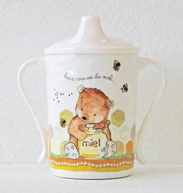 Baby Cie Melamine Sippy Cup *last chance