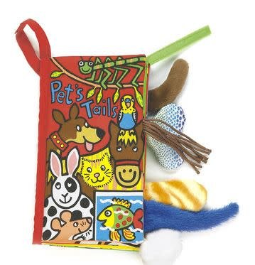 Jellycat Book Pet Tails