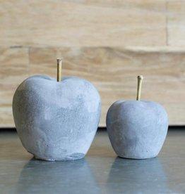 Fleurish Home Sm Cement Apple