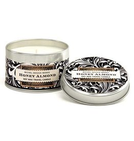 Michel Design Works Honey Almond Travel Candle