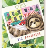 Jellycat Cyril's Big Adventure Book