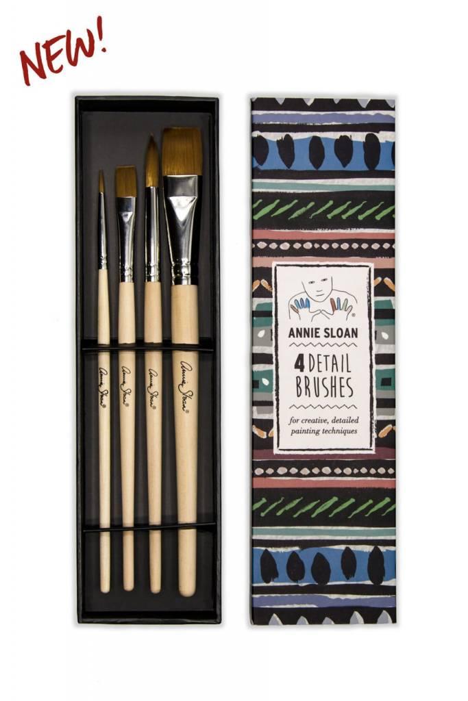 Annie Sloan Annie Sloan Details Brush Set