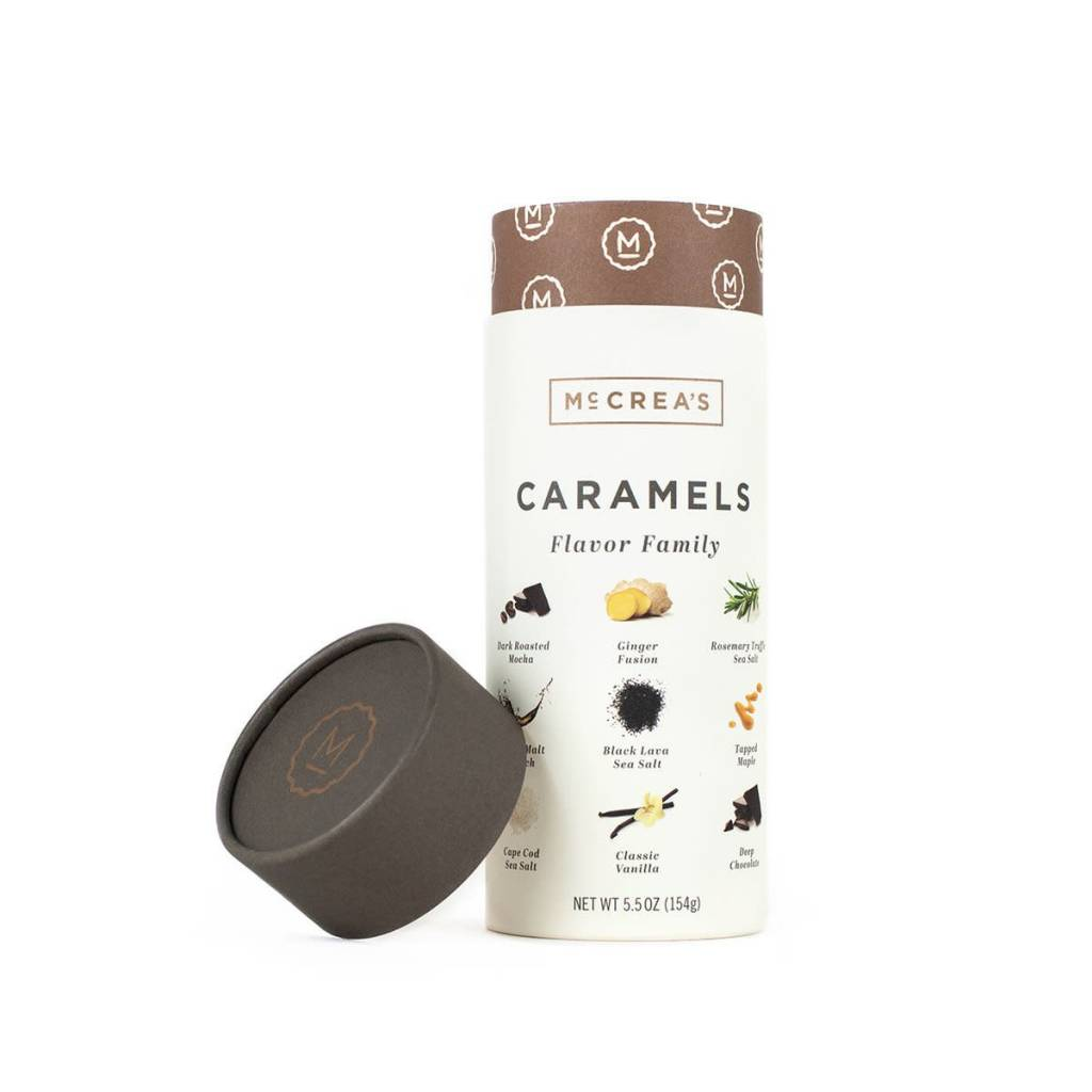 Fleurish Home McCrea's Small Batch Caramels Sleeve