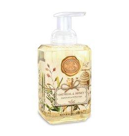 Michel Design Works Oatmeal & Honey Foamer Soap