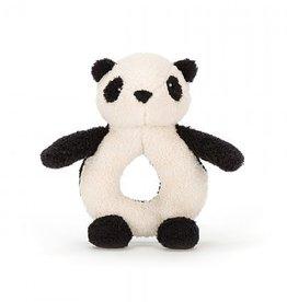 Jellycat Pippet Panda Ring Rattle