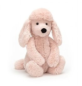 Jellycat Bashful Blush Poodle Medium