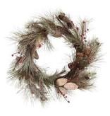"Fleurish Home Northwoods Wreath (27.5"")"