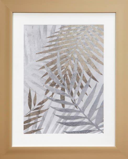 Fleurish Home Golden Endowments Wall Art 16x20 *last chance