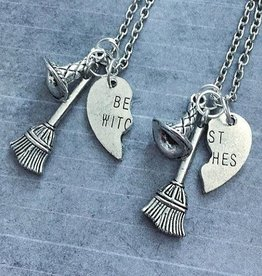 Fleurish Home Best Witches Necklaces Set