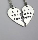 Fleurish Home Best Friends Forever Necklace Set