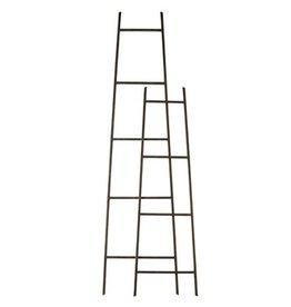 Fleurish Home Metal Ladder Blanket/Towel Display