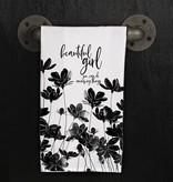 Fleurish Home Quotes Towel Beautiful Girl Amazing .