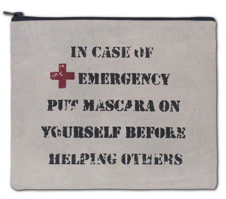 In Case of Emergency Travel Bag *last chance