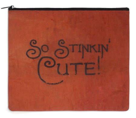 Stinkin Cute Travel Bag