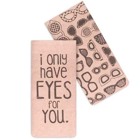 Fleurish Home Eyes For You Eye Glasses Case