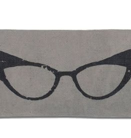 Retro Glasses Eye Glasses Case