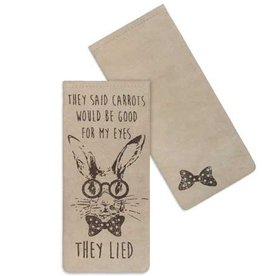 They Lied Eye Glasses Case