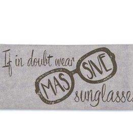 Massive Sunglasses Eye Glasses Case