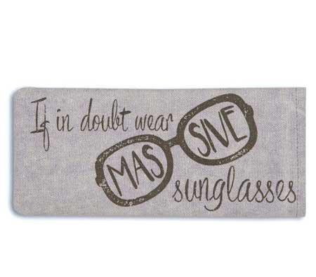 Fleurish Home Massive Sunglasses Eye Glasses Case