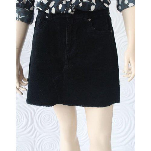 DL 1961 DL1961 Georgia Corduroy Skirt