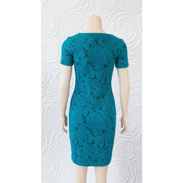 Kyra & Ko Jacquard Dress