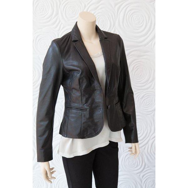 RIno & Pelle Leather Blazer Jacket