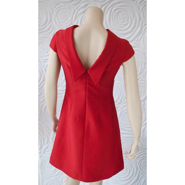Camilyn Beth High Neck Line Dress