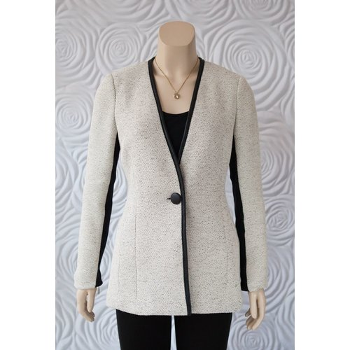 Iris Iris Stretch Tweed Jacket