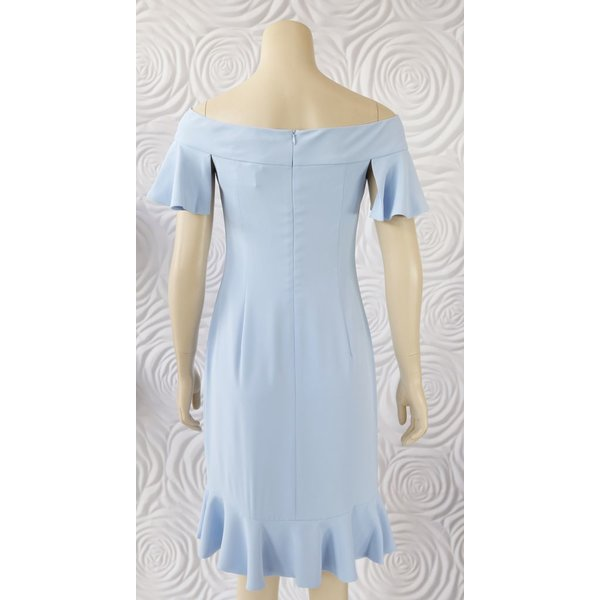 Camilyn Beth Magnolia Off The Shoulder Dress