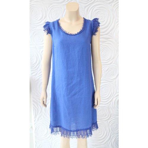 Haris Cotton Haris Cotton Sleevelss Linen Dress