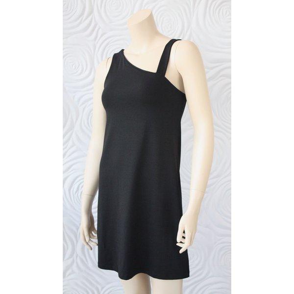 Susana Monaco Asymmetrical Shift Dress