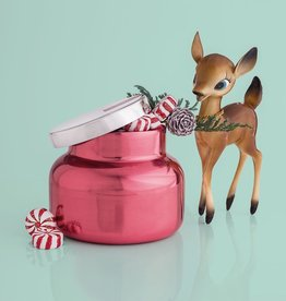 Pink Peppermint Pink Metallic Jar - 19 oz.