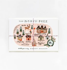 Post Cards North Pole Postcards - Pack of 10