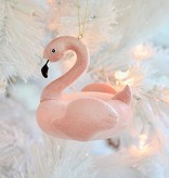 Ornament - Pool Float Flamingo