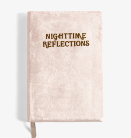 Journal Nighttime Reflections - Velvet Mindfulness Journal