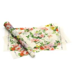 Cannabis Premium Papers Kit - Vintage Roses