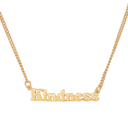 Good Intentions Necklace - Kindness