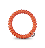 Small 3 Pack Hair Ties - Coral