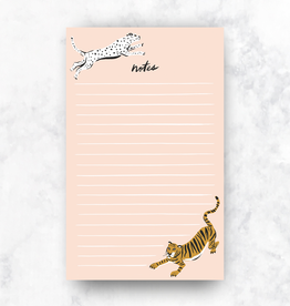Notepad Wild Cat Notepad
