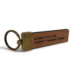 Keytag - Sorry I'm Late