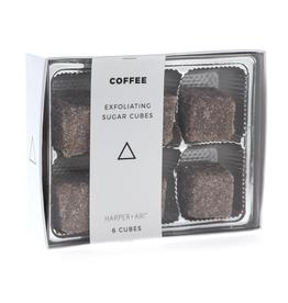 Exfoliating Sugar Cubes - Coffee