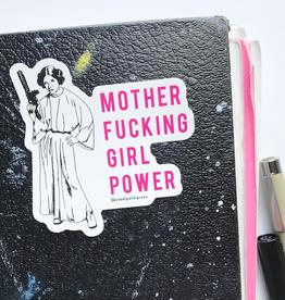Stickers MF Girl Power Sticker