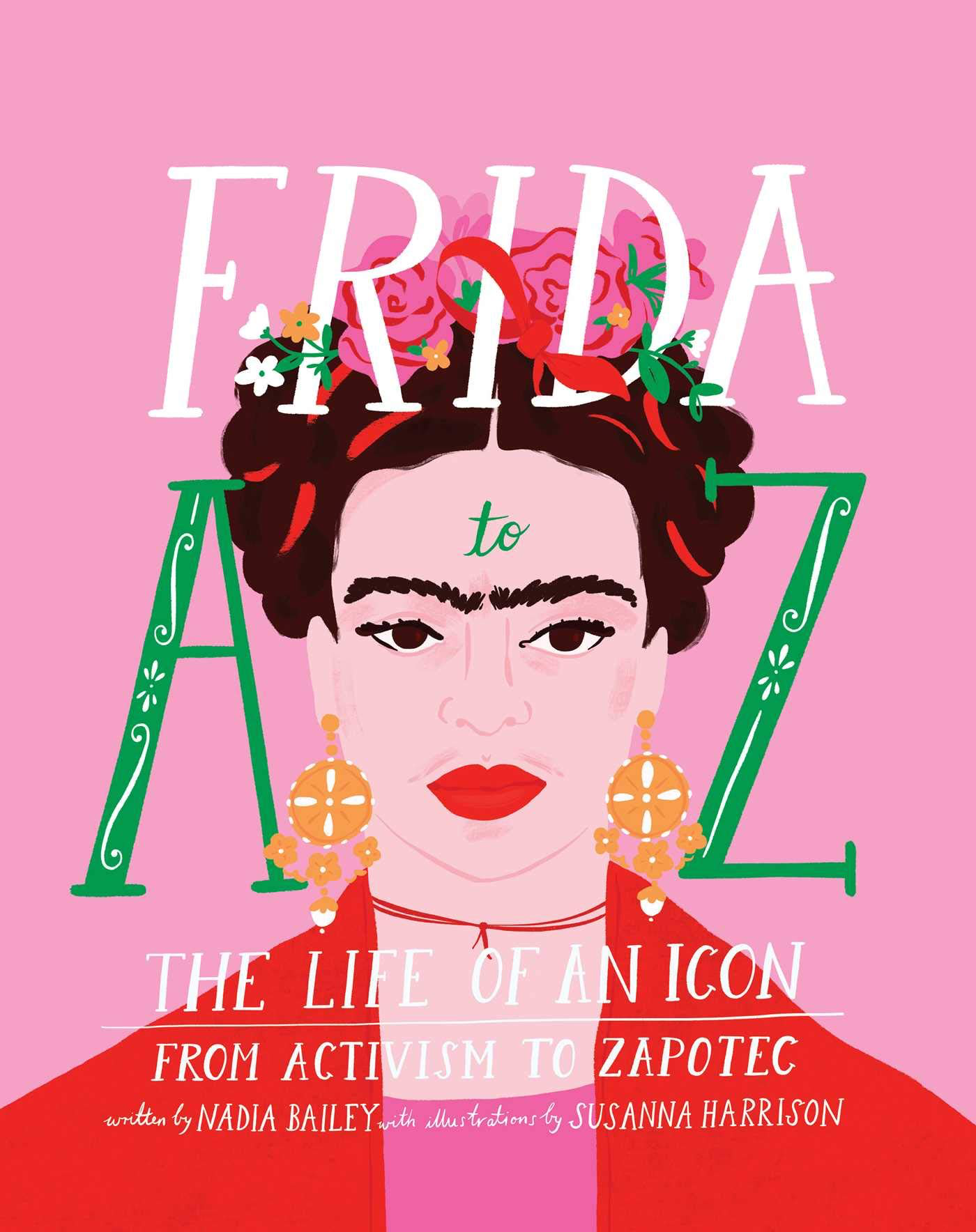 Inspirational Frida A to Z