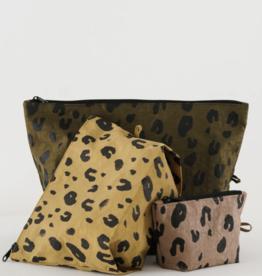 Go Pouch Set - Leopard