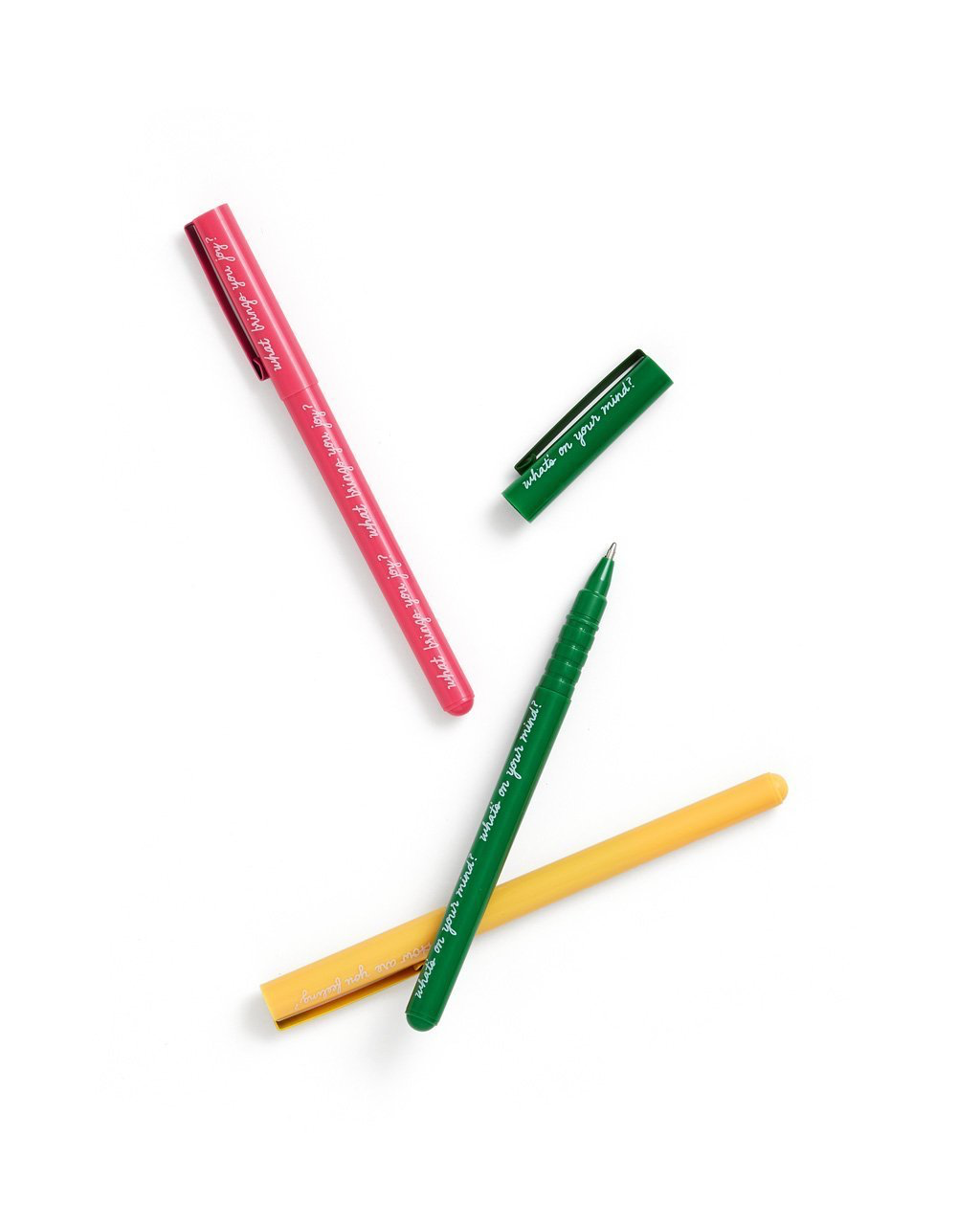 Write On Pen Set - How Are You Feeling?